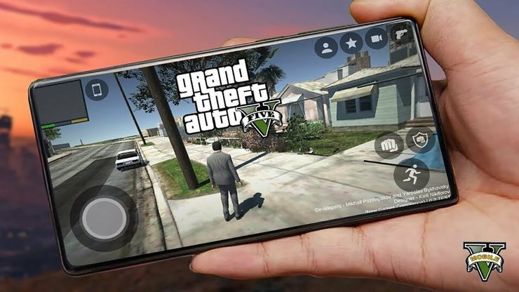 GTA 5 For Android | Download and Play GTA V In Android